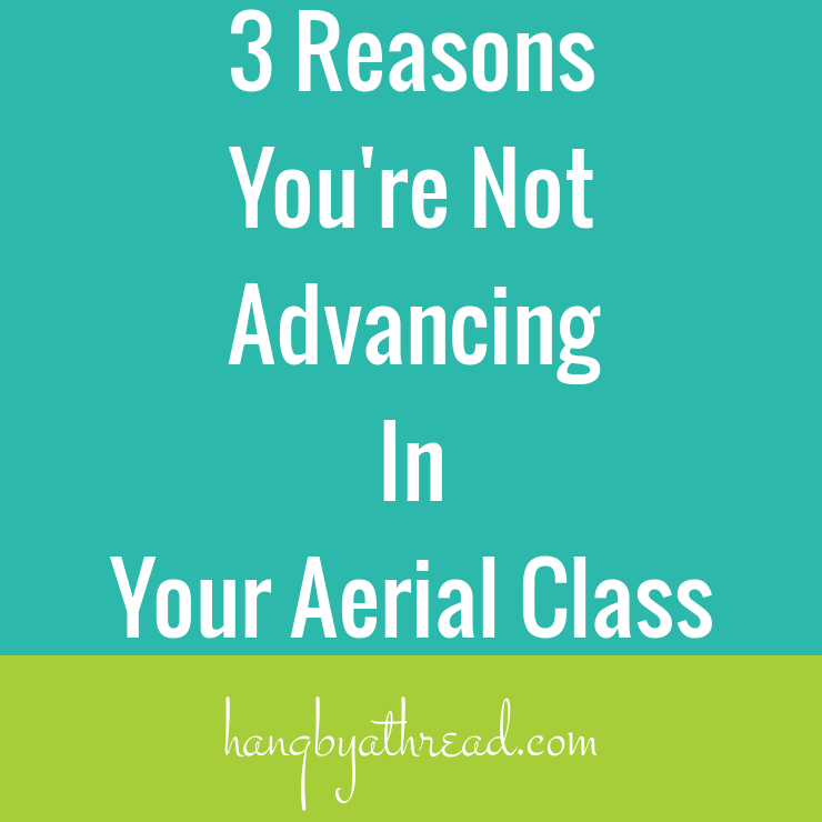 Are you wondering why you haven't moved up to the next level in class? These 3 things could be holding you back.
